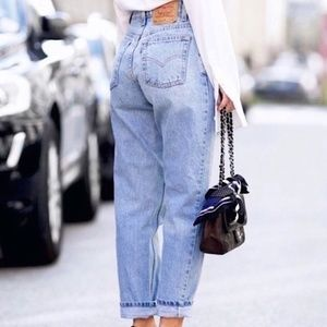 Levi's 501 High Rise Mom 34 x 29 1990's 2000s